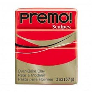 Sculpey Premo Rouge Cadmium