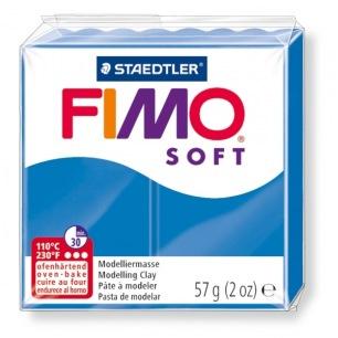 Fimo Soft 57 g bleu