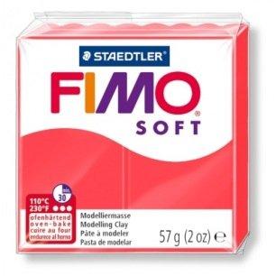 Fimo Soft 57 g orange flamingo