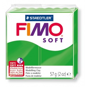 Fimo Soft 57 g vert tropical