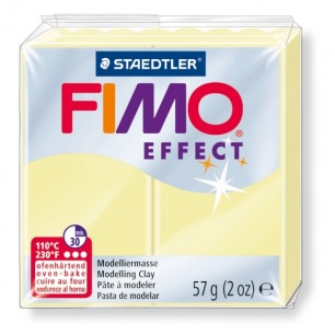 Fimo Effect 56 g pastel vanille