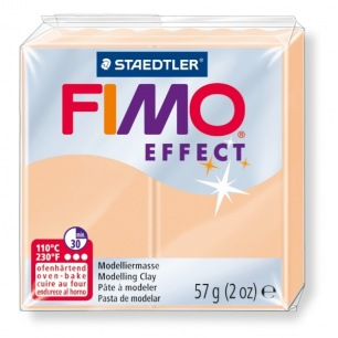 Fimo Effect 56 g pastel pêche