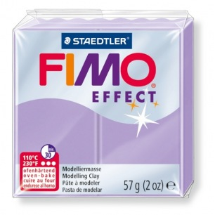 Fimo Effect 56 g pastel lilas