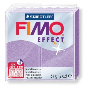 Fimo Effect 56 g perle lilas