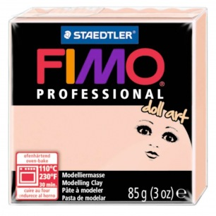 Pâte à modeler Fimo Pro Doll