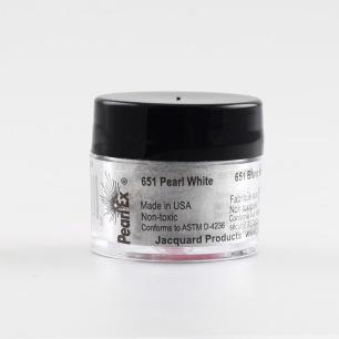 Pearl Ex 651 nacre blanc
