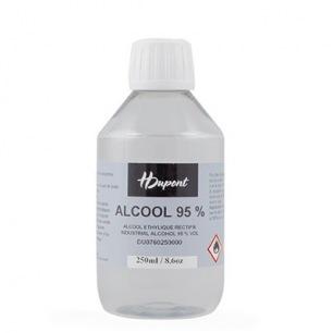 Alcool industriel 95 % 250 ml H Dupont