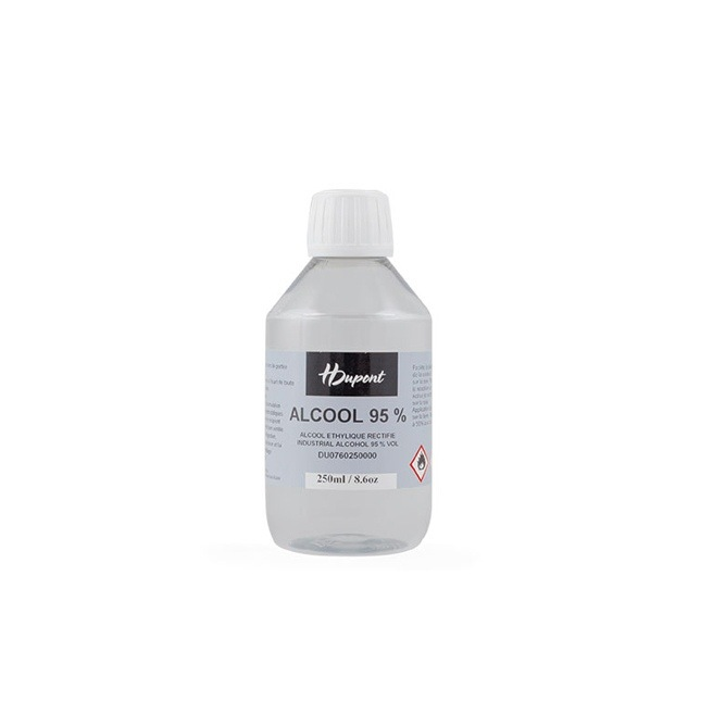 Alcool industriel 95°C 250 ML