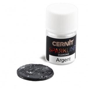 Sparkling Diamond Argent