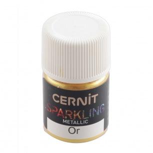Poudre de Mica et de verre Cernit Sparkling