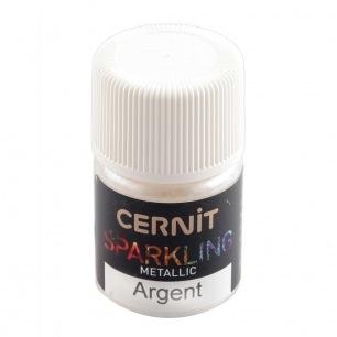 Sparkling Métallic Argent