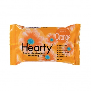 Padico Hearty 50g orange