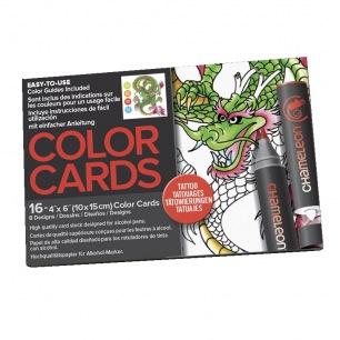 Color Card Chameleon