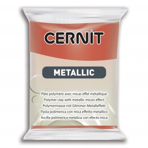 Metallic cuivre
