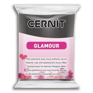 Pâte polymère Cernit Glamour - finition nacrée