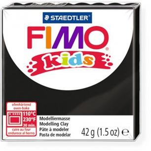 Fimo KIDS Noir