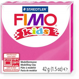 Fimo KIDS Rose Fushia