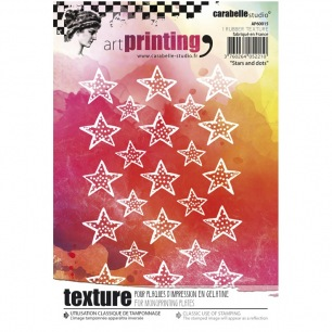 Art Printing - Stars and dots