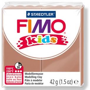 Fimo KIDS Châtain clair