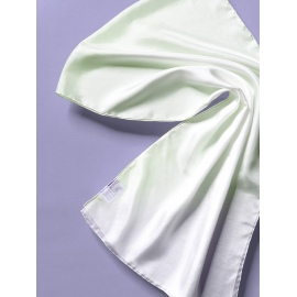 Écharpe et foulard Pongé 8