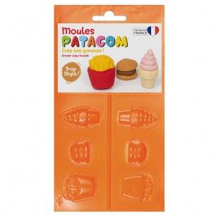 PATAGOM - Moule pour gomme