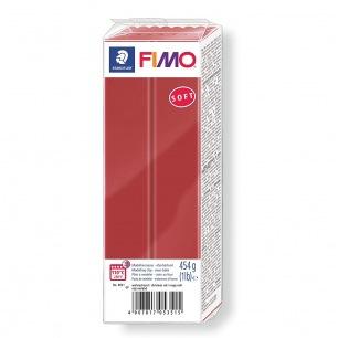Fimo Soft 454 g rouge noel