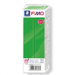 Fimo Soft 454 g vert tropical