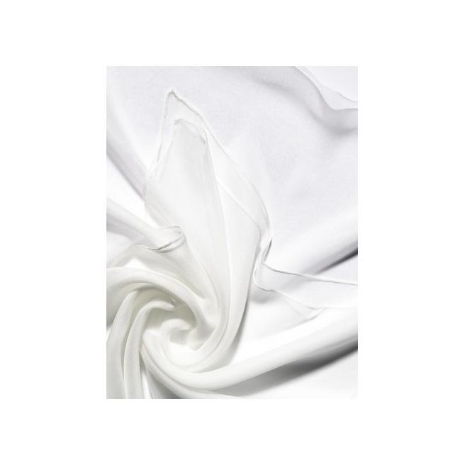 foulard en soie pongé 5