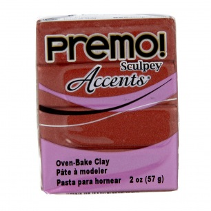 Sculpey Premo Accents Bronze