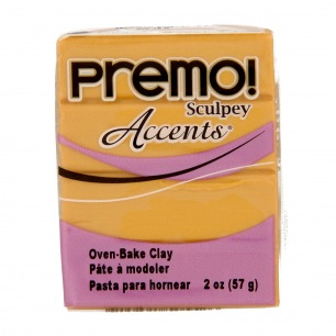 Sculpey Premo Accents Or 18C
