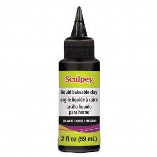 Sculpey Liquide Noir