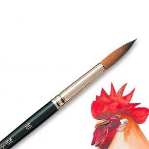 Pinceau rond pointu - série 8404 - Raphaël