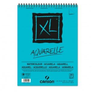 Bloc spirale Canson XL Aquarelle - 300gr/m²