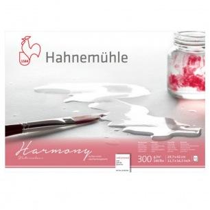 Bloc Hahnemulhe® Harmony - 300 gr/m² - collés 4 côtés - Grain fin