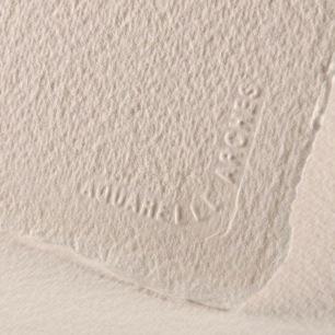 Feuille Arches - Grain torchon - 56x76cm - 300g/m²