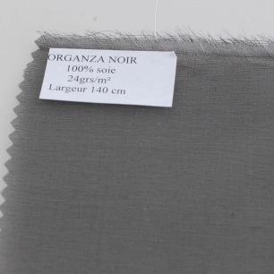 Tissu de soie Organza - Au mètre