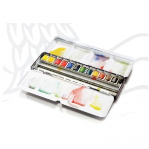 Boîte aquarelle Black Box Winsor & Newton