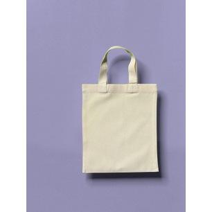Tote Bag shopping 100% Coton lavé
