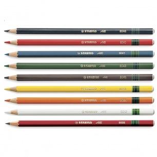 "Stabilo ""All"" crayon aquarellable"