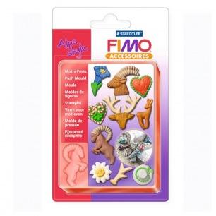 Moule FIMO alpine