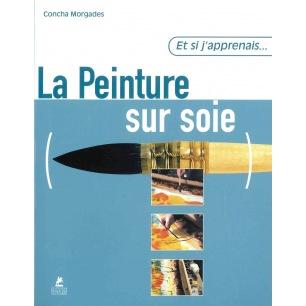 Livre sur la technique de la peinture sur soie
