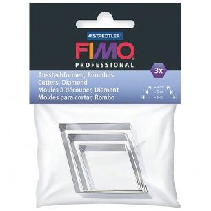Emporte-pièces - Moule à découper Fimo - Cernit - Diamand