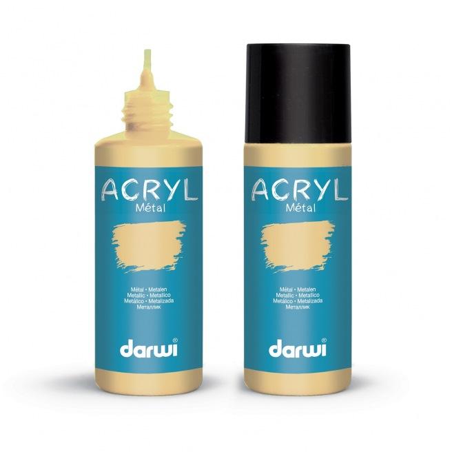 Peintures Acryliques Darwi Acryl - Métal
