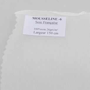 Tissus de soie Premium - Au mètre