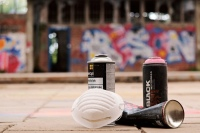 Aérosols - Street Art