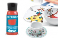 Peinture pour porcelaine et céramique Darwi Armerina