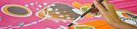 Sertis et auxiliaires peinture soie